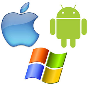 ios android windows