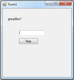 c# groupbox textbox button