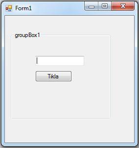 c# groupbox textbox button