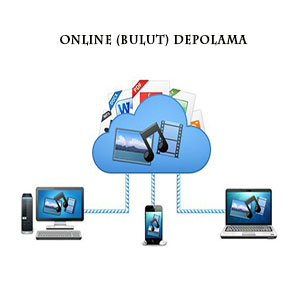 online depolama