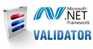 asp.net validator kullanımı